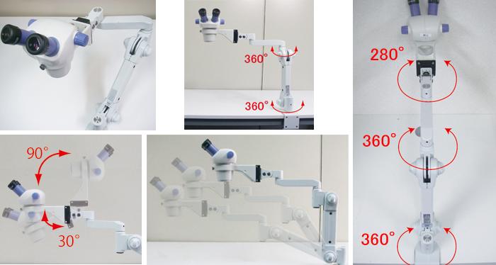 ズーム式実体顕微鏡AFN-405